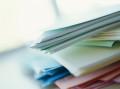 Dokument organisieren, Weiterleitung Papier, Aufbewahrung Ordnungsgemäß