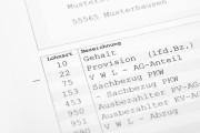 Entgeltabrechnung, Spezialwissen Software, Gesetzänderung Lohn